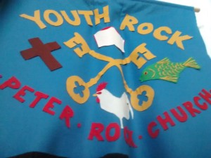 Youth rock banner