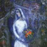 The Couple by Chagall