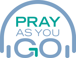 Pray as you go logo