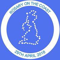 rosary on the coast logo UK